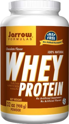Jarrow Formulas - Jarrow Whey Protein Chocolate (908 Grams) [Health And Beauty] front-296963