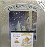 One Snowy Night (Percy the Park Keeper) (0001004948) by Nick Butterworth