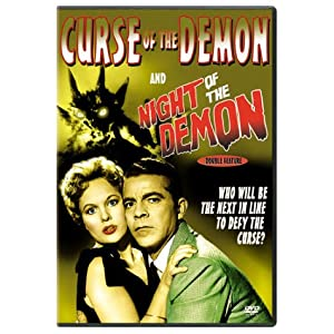 Click to buy Scariest Movies of All Time: Curse of the Demon / Night of the Demon from Amazon!