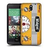 Head Case Designs Widget Vintage Radio Phone Protective Snap-on Hard Back Case Cover for HTC Desire 610