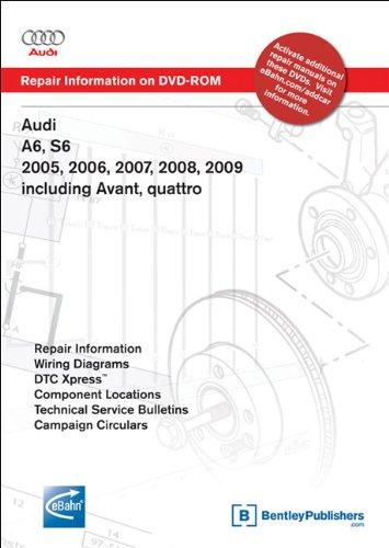audi a6 service manual, Wiring diagram