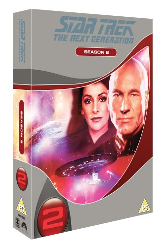 Star Trek The Next Generation - Season 2 (Slimline