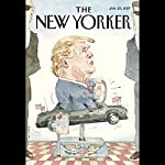 The New Yorker, January 23rd 2017 (Sarah Stillman, John Seabrook, George Packer) | Sarah Stillman,John Seabrook,George Packer