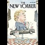 The New Yorker, January 23rd 2017 (Sarah Stillman, John Seabrook, George Packer) | Sarah Stillman,John Seabrook,George Packer