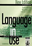 Language in Use. Pre-Intermediate Course - New Edition: Language in Use, Pre-Intermediate, Self-study Workbook with Answer Key