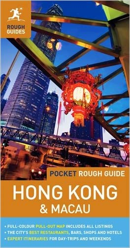 Pocket Rough Guide Hong Kong (Rough Guide Pocket Guides)
