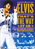 Presley, Elvis - That's the Way It Is [Reino Unido] [DVD]