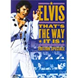 Elvis : That's the Way it is - �dition Sp�cialepar Elvis Presley