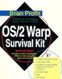 img - for OS/2 Warp Survival Kit book / textbook / text book