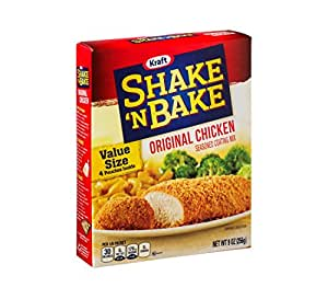 how to make shake and bake coating