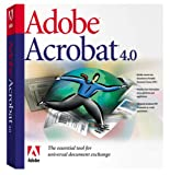 ADOBE ACROBAT 4.0 (ADOBE ACROBAT 4.0 FOR WINDOWS, ADOBE ACROBAT 4.0 FOR WINDOWS)