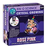 Ein-O Science Mini Crystal Growing - Rose Pink