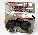 Black Classic ViewMaster Model L Viewer with Scenic Americana Reel