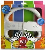 echange, troc Exspect Motion Steering Wheel - White (Wii) [import anglais]
