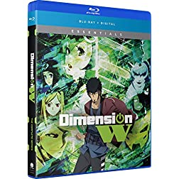 Dimension W: The Complete Series [Blu-ray]