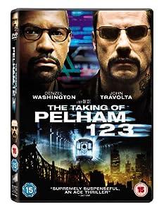 The Taking of Pelham 123 [DVD] [2010]