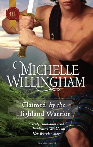 Image of Claimed by the Highland Warrior