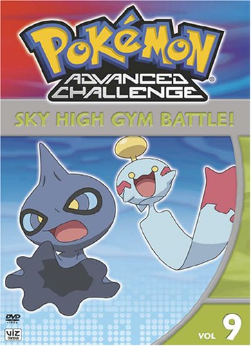 Pokemon 9: Advanced Challenge [DVD] [Region 1] [US Import] [NTSC]