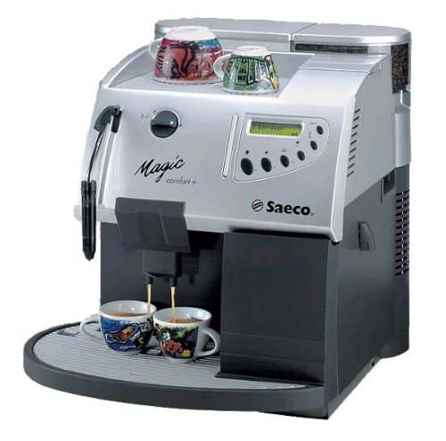 kaffee vollautomaten test besten preis f r saeco magic comfort plus 841200067. Black Bedroom Furniture Sets. Home Design Ideas