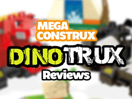 Review: Mega Construx Dinotrux Reviews on Amazon Prime Video UK