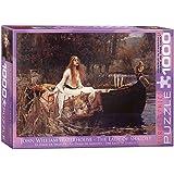 Lady of Shalott by John William Waterhouse 1000-Piece Puzzle
