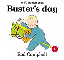 Buster's Day (board book)