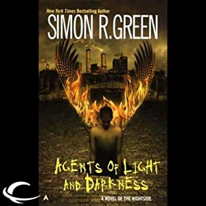 Agents of Light and Darkness (Nightside #2) - Simon R. Green