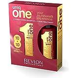 revlon - offre duo uniq one avec spray uniq one 150 ml + shampooing soin uniq one 300 ml