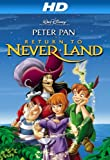 Peter Pan Return to Neverland [HD]