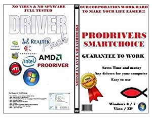 Drivers Recovery & Restore for HP EL591AA-AB4 a1345l, Fast Repair!DVD, ALL drivers for audio, video, chipset, Wi-Fi, Usb and+, Everything you need to fix your drivers problems!(Last Version) All Windows!