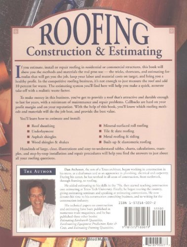 Roofing Construction Estimating Hardware