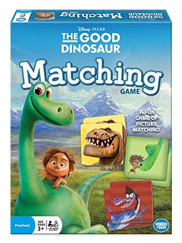 Good Dinosaur Matching Board Game