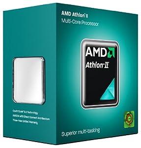 AMD Athlon II X2 245 Regor 2.9 GHz 2x1 MB L2 Cache Socket AM3 65W Dual-Core Desktop Processor - Retail ADX245OCGQBOX