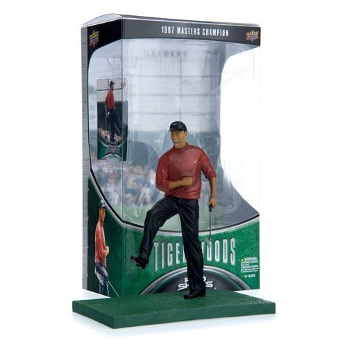 Tiger Woods/1997 Masters Champion Action Figure - 1