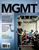 img - for MGMT6 (with Career Transitions Printed Access Card) (Engaging 4ltr Press Titles for Management) by Williams, Chuck 6th (sixth) Edition (1/29/2013) book / textbook / text book