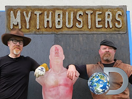 Mythbusters (2003) (Television Series)