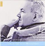 ハイドン : 12曲のロンドン交響曲集 (Haydn : London Symphonies / Minkowski) (4CD)