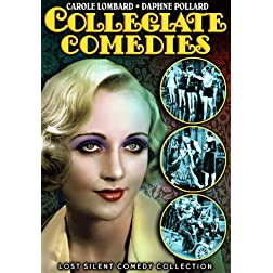 Collegiate Comedies, Silent Comedy Classics: Matchmaking Mama (1929) / Campus Vamp (1928) / Relay (1927) (Silent)