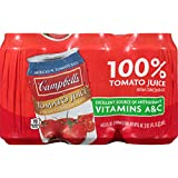 Campbell's Tomato Juice, 11.5 Ounce