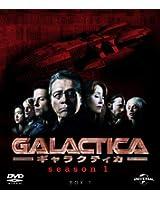 GALACTICA ギャラクティカ シーズン1 バリューパック1 [DVD]