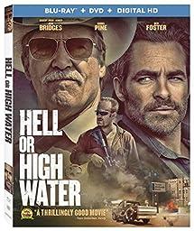 Hell Or High Water [Blu-ray + DVD + Digital HD]