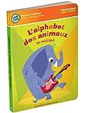 Leapfrog - 80149 - Jouet Premier Age - Livre Lecteur Scout et Violette / Tag junior - Alphabet