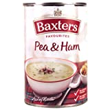 Baxters Favourite Pea and Ham Soup 415g