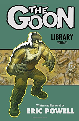Goon Library HC 1 (The Goon)