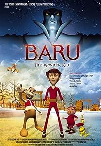 Baru -The Wonder Kid (Animated Hindi Film / Bollywood Movie / Indian Cinema DVD)