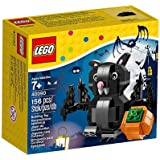 LEGO, Halloween, Bat and Pumpkin (40090)