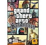 Grand Theft Auto: San Andreas (PC CD)