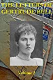 THE LETTERS OF GERTRUDE BELL - Volume 2