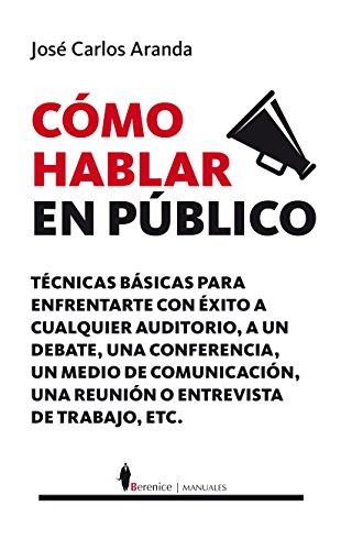 Cómo Hablar En Público (Manuales)