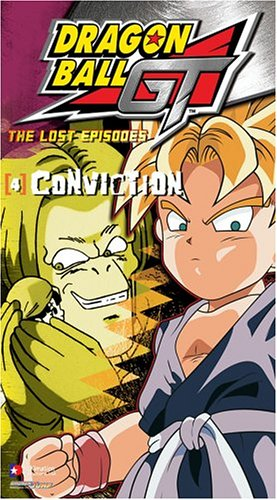 Dragon Ball Gt 4: Lost Episodes - Conviction [VHS]